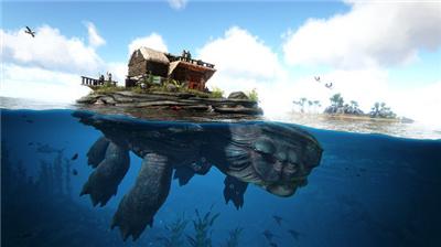 方舟生存进化下载手机版