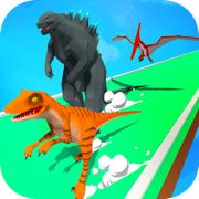 丛林跑酷恐龙模拟大冒险