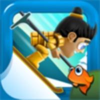 滑雪大冒险无限金币版免费下载