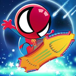 蜘蛛滑板英雄安卓版
