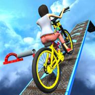 疯狂自行车极限特技完整版安卓版