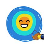 圈圈涂色画v1.0官方正式版