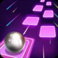 魔法瓷砖节奏跳球游戏下载最新版