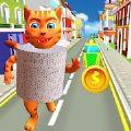 厕纸猫跑游戏下载最新版